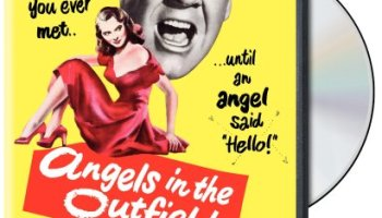 Angels in the Outfield (1951) starring Paul Douglas, Janet Leigh - The roughest guy you ever met until an angel said 'Hello'!