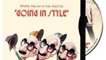 Going in Style - movie review - George Burns, Art Carney, Lee Strasberg