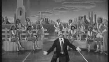 Song lyrics to Go West, Young Man - sung in Copacabana, Written by Bert Kalmar & Harry Ruby, Performed by Groucho Marx and The Copa Girls