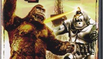 King Kong Escapes (1967) starring Mie Hama, Rhodes Reason, Linda Miller, Hideyo Amamoto