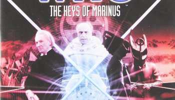 Doctor Who: The Keys of Marinus (1964) starringWilliam Hartnell, Jacqueline Hill, William Russell, Carole Ann Ford