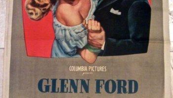 Framed (1947) starring Glenn Ford, Janis Carter, Barry Sullivan