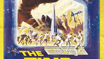 The Time Travelers (1964) starring Merry Anders, Preston Foster, Philip Carey, John Hoyt, Steve Franken