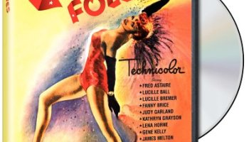 Ziegfeld Follies (1945) starring William Powell, Red Skelton, Fred Astaire, Gene Kelly, Lucille Ball, Lena Horne, Kathryn Grayson and many more