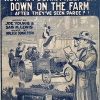 How 'Ya Gonna Keep 'em Down on the Farm (After They've Seen Paree?) lyrics