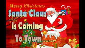 Song lyrics to Santa Claus is Coming to Town