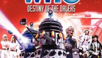 Destiny of the Daleks, starring Tom Baker, Lalla Ward
