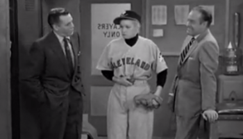 Song lyrics to Nobody Loves the Ump, as sung on the I Love Lucy episode, Lucy Meets Bob Hope