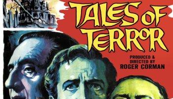 Tales of Terror (1962) starring Vincent Price, Peter Lorre, Basil Rathbone, Joyce Jameson by Roger Corman