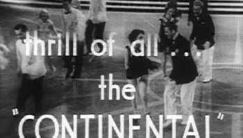 Song lyrics to The Continental (1934) Music and Lyrics by Con Conrad and Herb Magidson, Song performed by Fred Astaire, Ginger Rogers, Erik Rhodes, Lillian Miles in The Gay Divorcee