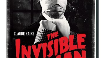 The Invisible Man, starring Claude Rains
