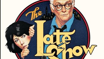 """The Late Show, starring Art Carney & Lily Tomlin. """"The nicest, warmest, funniest and most touching movie you'll ever see about blackmail, mystery and murder."""""""