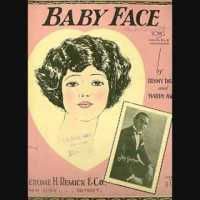 Baby Face song lyrics [1926]
