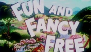 Song lyrics to Fun and Fancy Free (1947) Written by Bennie Benjamin and George David Weiss, Performed by Cliff Edwards and Chorus in Walt Disney's Fun and Fancy Free