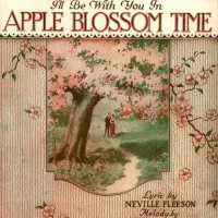 In Apple Blossom Time [song lyrics]