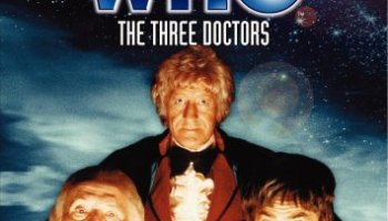 Doctor Who - The Three Doctors, starring Jon Pertwee, Patrick Troughton, William Hartnell, Katy Manning, Nicholas Courtney