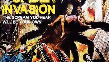 The Giant Spider Invasion (1975) starring Steve Brodie, Barbara Hale, Alan Hale Jr.