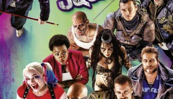 Suicide Squad (2016) starring Will Smith, Margot Robbie