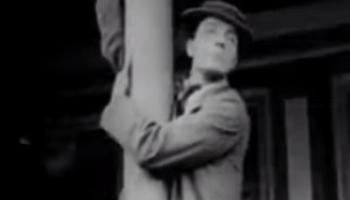 "Buster Keaton in ""Coney Island"""