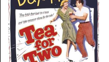 Song lyrics to Tea for Two, lyrics by Irving Caesar, music by Vincent Youmans