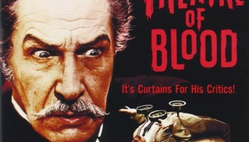 Theater of Blood (1973), starring Vincent Price, Diana Rigg