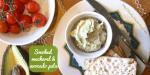 Quick smoked mackerel & avocado pate (Pesach)