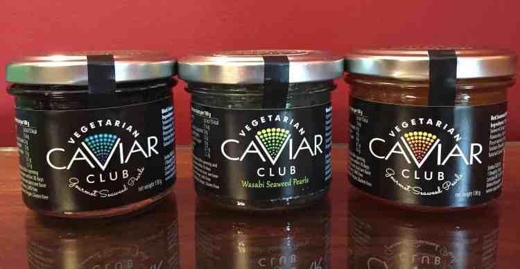 vegetarian caviar