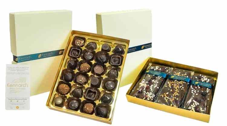 Kennards Artisan Chocolates
