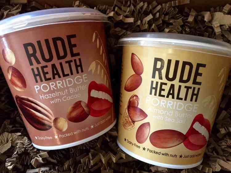 Rude Health porridge pots