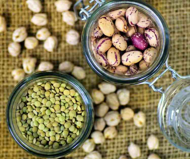 kitniot - pulses & beans