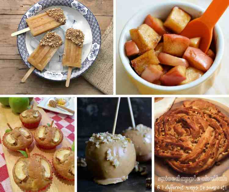 Rosh Hashanah apple recipes