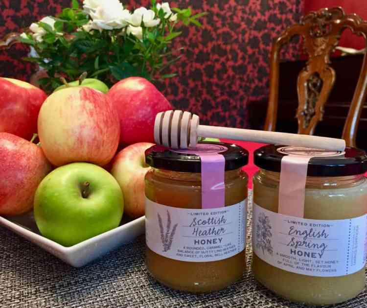 apples and honey - M&S