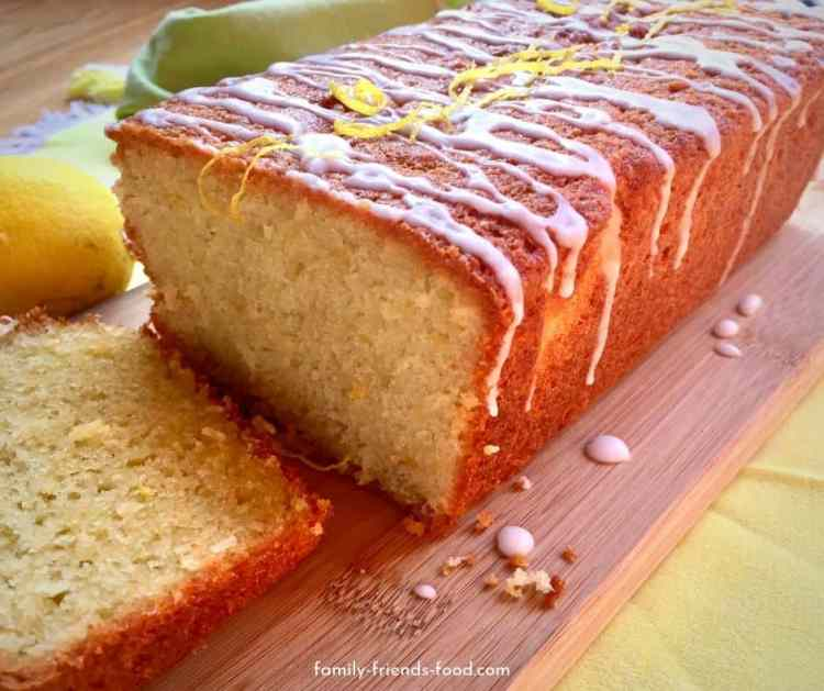 With fresh lemon juice & zest for maximum zing, this coconut lemon cake uses olive oil and yogurt for a summery Mediterranean flavour & super moist texture.