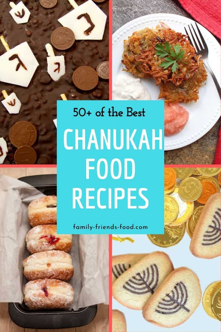 Everything you need to know about Chanukah food - what, why, and how! - plus over 50 delicious recipes for fabulous festive treats.