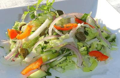 Диетический салат фото 6