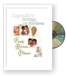 Family Reunion Program Template - FREE DOWNLOAD