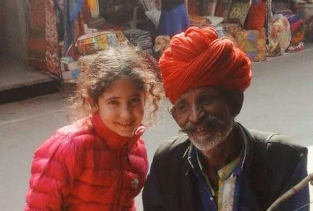 Should you go on a trip to India with kids?