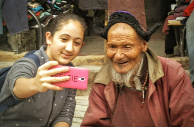 How to say 'selfie' in Tibetan?