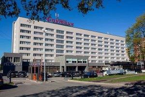Отель Спутник в Санкт -Петербурге