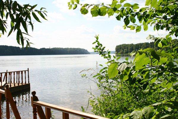 Вид на реку Истра