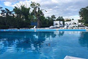 Романова парк-отель, бассейн