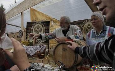 Фестиваль медовухи в городе Суздаль