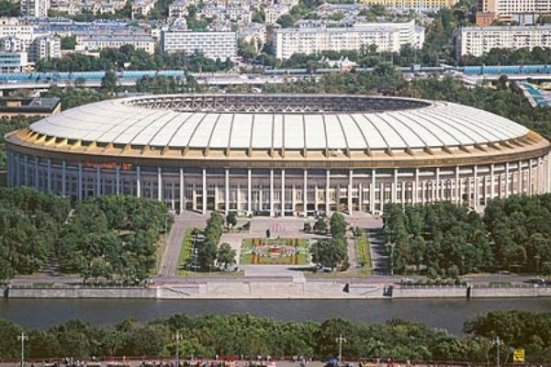 Москва, экскурсии