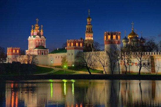 Москва, Новодевичий монастырь, экскурсии