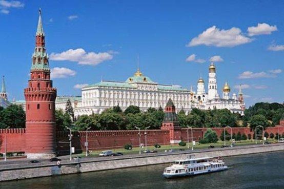 Москва, теплоход, экскурсии