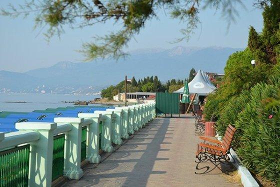 Крым, Алые паруса, бархатный сезон отдых
