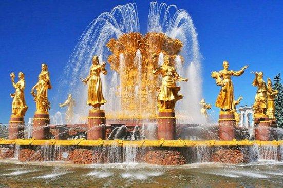 Москва, ВДНХ, экскурсии