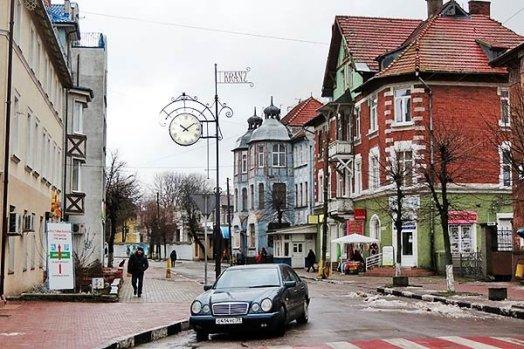 Калининград, Зеленоградск