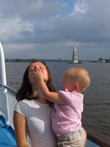круиз с ребенком