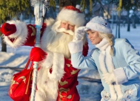 Усадьба Деда Мороза Кузьминки отдых с детьми